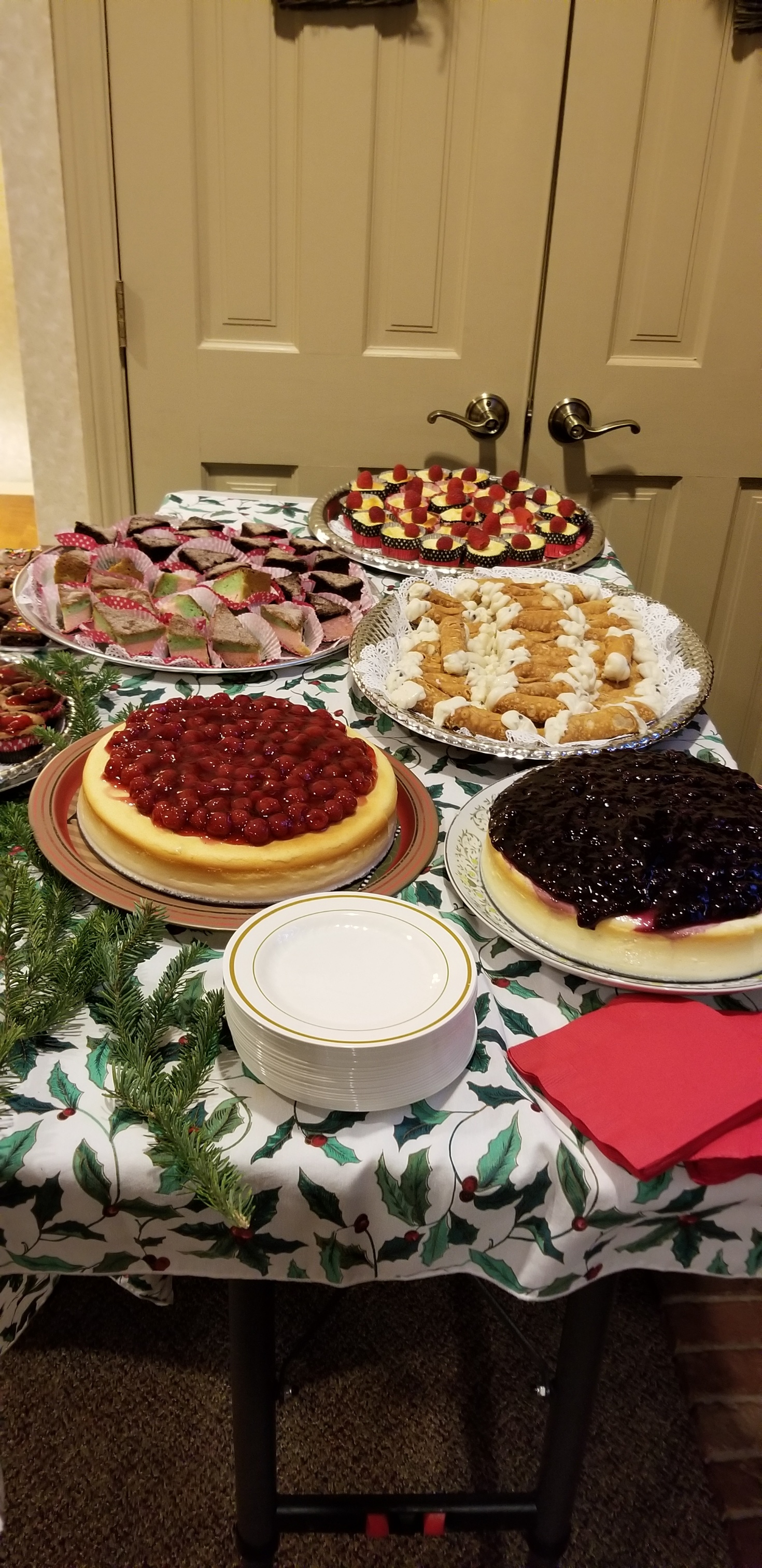 Holiday Gathering 2018m