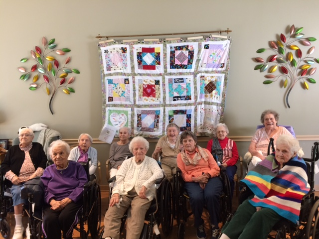 Life Stories Quilt